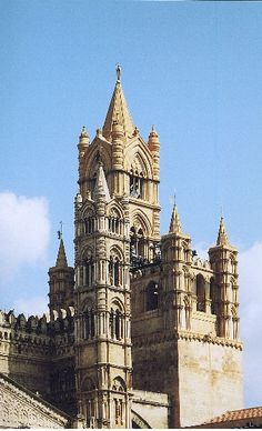 The Cathedral in Palermo, Sicily