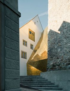 Stadtmuseum Rapperswil-Jona extension and renovation by mlzd
