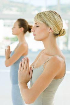 Good yoga moves!