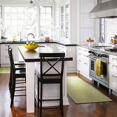 Reasons to Love White Kitchens