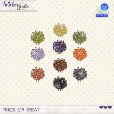 #TrickOrTreat Glitte