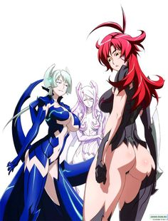 anime | stuffpoint anime witchblade images pictures masane shiori and reina ...