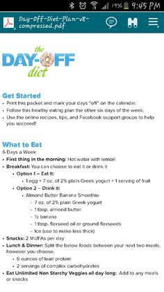 Healthy diet plan for flat belly image 9