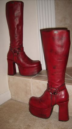 70s boots