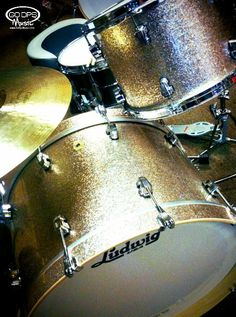 Ludwig USA Kits in stock now at GoDpsMusic.com! #drums #ludwig