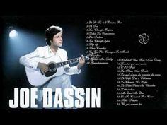 JOE DASSIN || Les Meilleures Chansons - YouTube