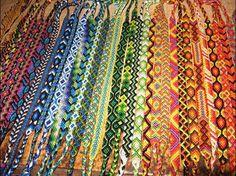 Les bracelets de l'amitié | La cabane à idées
