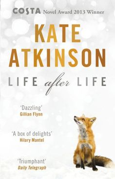 Life After Life, Kate Atkinson -- Started December 15 -- Rereading