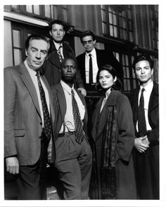 Benjamin Bratt, Jerry Orbach, Jill Hennessy | a cross over with Homicide:Life on the Streets