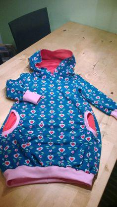 Feli in Ida Version so verlängert das es ein Kleid ist