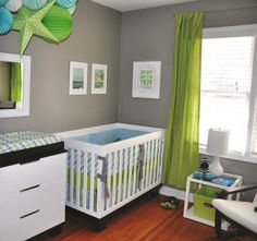nursery ideas | Baby Room | Gray Neutral Baby Room Ideas | homestrong.net