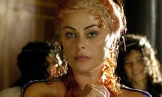 """Polly Walker, portraying atia of the julii on HBO's Rome... which turns out is a complete fictionalization of the real """"Atia"""" she played, who was remembered and regarded for her moral and religious virtue who placed her family's well being in extremely high regard.  ... HA!... no wonder HBO created such an awesome character... way more entertaining... thanks HBO!!!... so sad i find her way more interesting ..."""