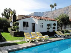 Viceroy Palm Springs... I want to be there.