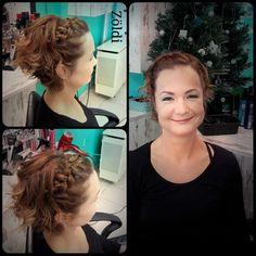 #zöldiszilvia #munkám #mywork #frizra #hairstyle