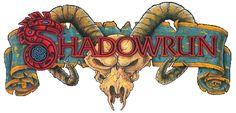 Logo clásico de ShadowRun (2a edición)