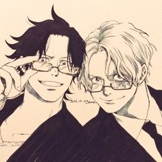 One Piece, ASL, Ace, Sabo