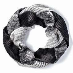 Simply Vera Vera Wang Braided Cable-Knit Infinity Scarf, from Kohls