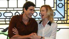 'Guerra dos sexos': Reynaldo Gianecchini e Mariana Ximenes voltam a ser par romântico