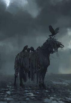 Dead Horse by Rostyslav Zagornov