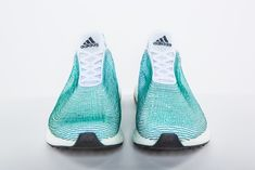 Adidas is now designing shoes from our oceans' detritus, recently producing the world's first prototype with parts constructed from ocean plastic and illegal deep-sea gillnets. The athletic apparel manufacture partnered with Parley for the Oceans as collaborators, a group of creators, thinkers, and leaders who design projects that aim to end the destruction of our oceans.