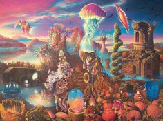james mccarthy art | James McCarthy / Albums / Surrealism and the Landscape: oil paintings