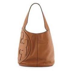 Tory Burch Pebbled Leather Hobo Bag 100% authentic Tory Burch! Brand New, never used! Great condition, great price! I will consider offers made with the offer button only. No trades... No low ball offers! My items are already very discounted. :) Thanks for looking around my closet!  I just added lot of new items!  Tory Burch Bags Hobos