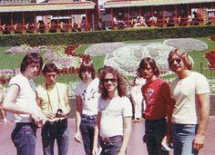 Ramones at Disneyland, 1977