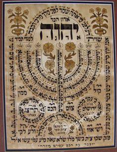 Shiviti Jerusalem 1933