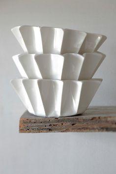 Poupelles canelé - Epure Justine Lacoste