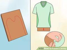 Frame a Jersey Step 5                                                       …