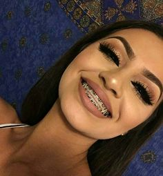 Girls with braces having oral sex