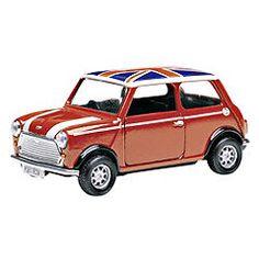 Corgi Toys Die Cast Union Jack Mini