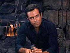 "Pernell Roberts as Adam Cartwright on ""Bonanza"". 1928 -2010."