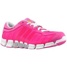 hot pink exercise shoes. Ya'll see me coming!!!