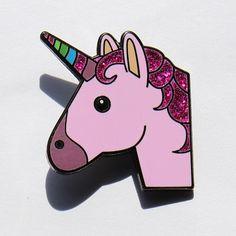 Unicorn Emoji Pin – Unicorn Enamel Pin For Your Life