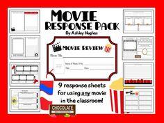 Movie Response pack