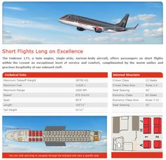 ROYAL JORDANIAN AIRLINES EMBRAER 175 AIRCRAFT SEATING CHART