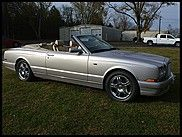 2001 Bentley Azure  $55,000