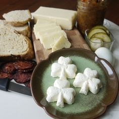 Irish Ploughman's Lunch