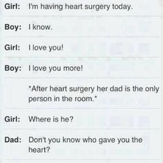 Sweet but sad story.
