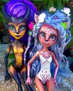 OOAK Monster High Dolls