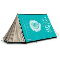 Fully Booked Tent by Firebox - Their other tents look awesome too.