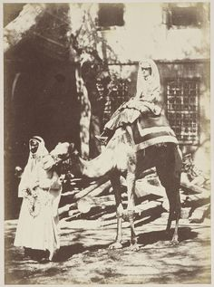 HRH ALEXANDRA PRINCESS OF WALES ON CAMEL-BACK IN EGYPT!!