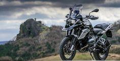 Компания BMW представила новый турэндуро R1200GS Triple Black 2016