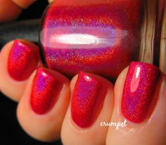 Lilypad Lacquer ~ Ruby Slippers