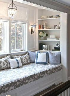 Inspiration from Joss and Main. So tranquil!