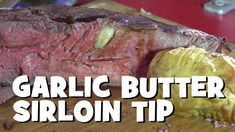 Had enough burgers and dogs? Try this BBQ Pit Boys Garlic Buttered Sirloin Tip Beef Roast served with our grill roasted potatoes.This meal is not only outrageously good eating but it is real easy to do. -...Please Subscribe, Fav and Share us. Thanks..   #bar-b-que #barbeque #bbq #burgers #channel #chicken #food #grilling #howto #meat #pitmasters #pork #recipe #recipes #ribs #smoker #steak #tv #video