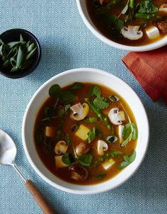 Josef Centeno's Recipe for Spring Miso-Strone Soup