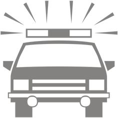 File:Police Car Silhouette.svg - Wikimedia Commons - ClipArt Best - ClipArt Best