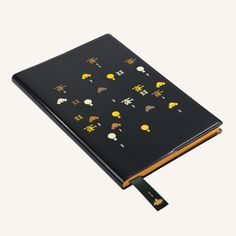 Flight ruled notebook – Space Invaders, retro